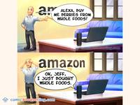 Jeff Bezos Joke