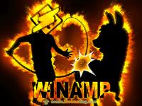 Winamp Whips Llama's Ass