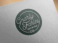 Gnarly Farley Logo