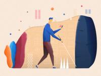 Inclusive design illustration