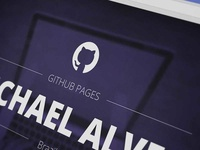 Using Github Pages