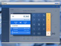 Calculator App - Page