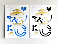 Marrakech Screenprints