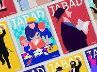 Jabad - Mag Covers