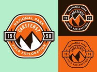 National Park Carstensz Emblem