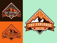 The Explorer Badge