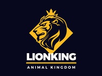 Lion King Logo (Ai & Eps files)