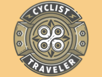 Cyclist Traveler