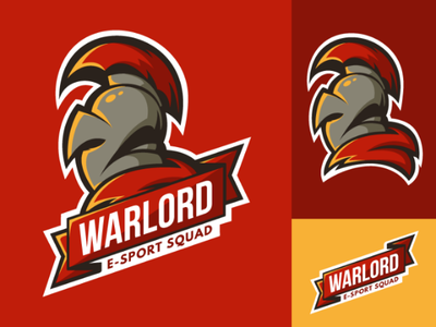 Red Spartan Logo esport warrior legion eps file ai file vector freebie illustration red mascot logo spartan