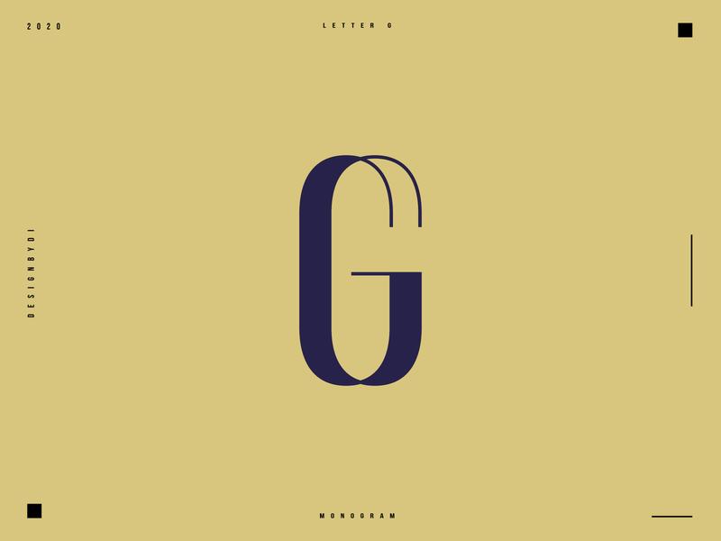 letter G monogram logo identity logos adobe graphicdesign alphabet icon 2d lineart logotype typography letters minimal brand identity logo monogram lettermark g logo letter g logo g letter g
