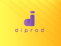 Personal Logo Design diprod