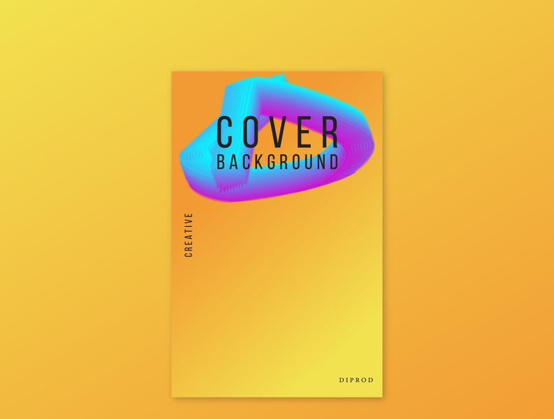 FREE cover for posters,flyres,brochures,banners... brochure flyer free poster freebie free geometry business minimalist fluid flowing colorful print paper covers posters banners background flyer background poster background colorful background abstract poster