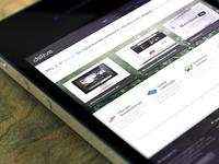 Delive - Web App