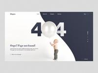 404 - Error Page