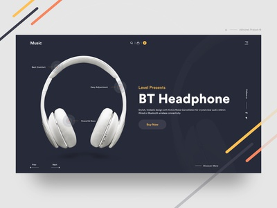 BT Headphone