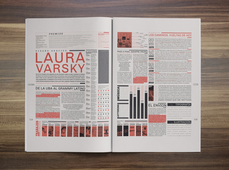 Editorial Design | Laura Varsy life infographic editorial design info grid editorial illustration grilla diseño editorial magazine newspaper layoutdesign layout design editorial typography design