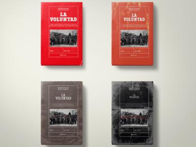 Editorial | La Voluntad grid layout grid books brand rediseño la voluntad book typography tipografía editorial diseño editorial design editorial design
