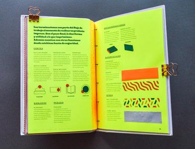 Tengo un mundo de impresiones | Manual de preimpresión information design information architecture iconography infographic grid layout typography tipografía editorial diseño editorial type design editorial design print design printmaking print