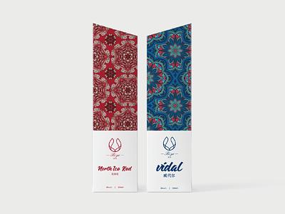 drink package 活版印刷 插图 packagedesign 设计 品牌
