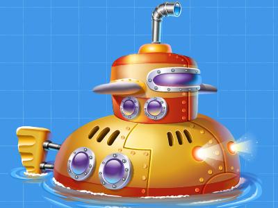 Tiny Submarine