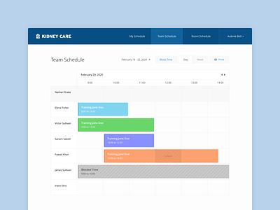 Scheduling Calendar Tool ux web uidesign uiux ui schedule app schedule
