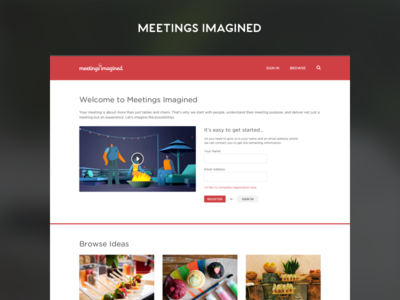 Marriott's Meetings Imagined