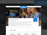 Husch Blackwell Homepage