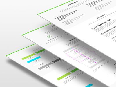 Upwork Styleguide color typography ux interactive styleguide brand guidelines brand