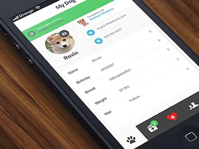 iOS App Profile