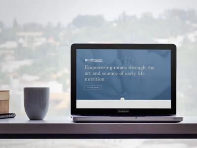 WebDesign - Nutrimom