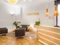 Interior Design CartoDB Office Madrid