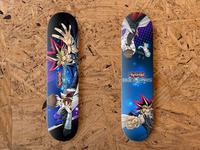 Konami Influencer Skateboard Deck