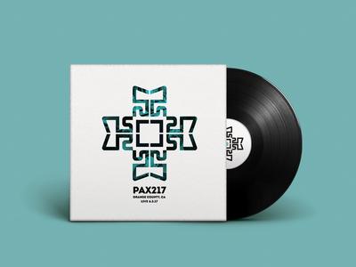 Pax 217 Live Album Cover