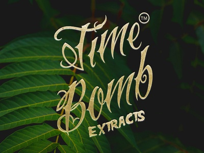 Timebomb Extracts Logo