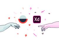 Overflow + Adobe XD