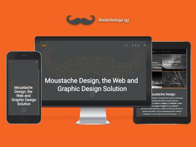 Moustache Website