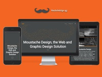 Moustache Website