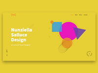 Nunziella Salluce Website
