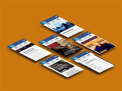 Caspian Media Website