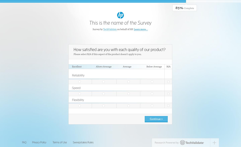 Survey satisfaction full