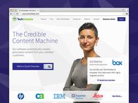 Techvalidate Homepage