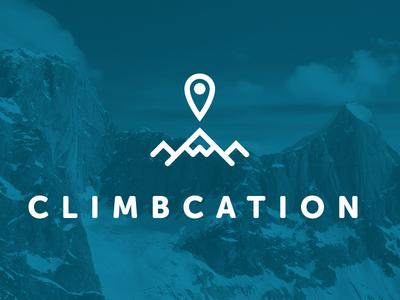 Climbcation Logo