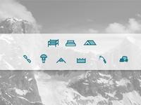 Climbcation Icons