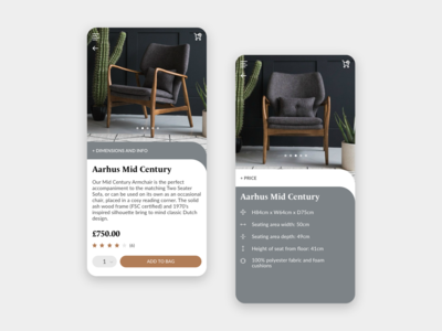 Furniture concept shop