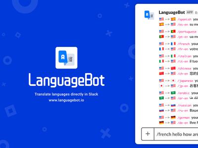 LanguageBot - Language Translation for Slack Teams