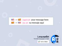 LanguageBot / Slack App — traducir entre idiomas en slack