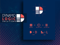 Logo Composition - IT Solutions Company