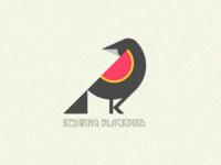 Native Bird Series - Redwing Blackbird