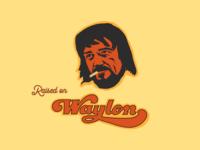 Raised on Waylon
