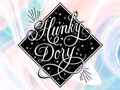 Hunky Dory free textures hand lettering ipad procreate calligraphy download marble textures freebie